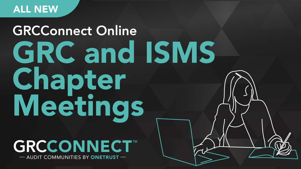GRC and ISMS Chapter Meetings