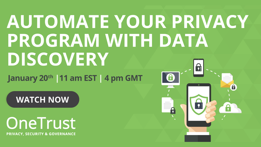 Automate Your Privacy Program